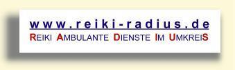 RADIUS - Reiki Ambulante Dienste im Umkreis